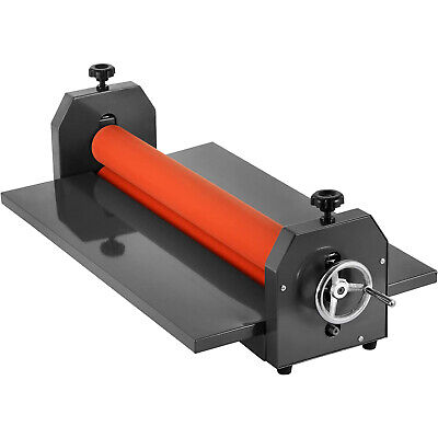 """Four Rollers Cold Roll Laminating Machine 25.5"""" 650mm Manual Laminator Vinyl"""