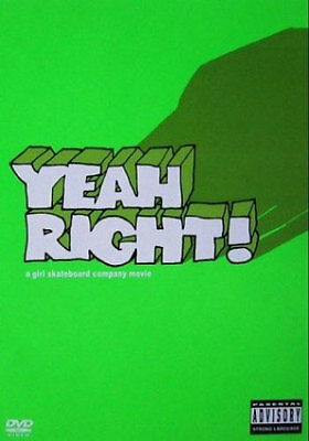 Girl - Yeah Right! DVD