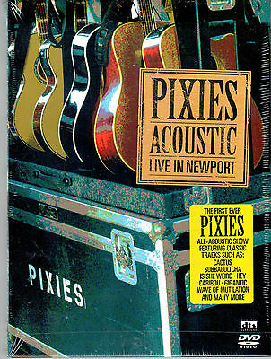 DVD Pixies : Acoustic Live in Newport (neuf sous blister)   Musique   ref0