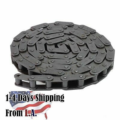 #CA557  Agricultural Conveyor Roller Chain 10 Feet with 1 Connecting Link