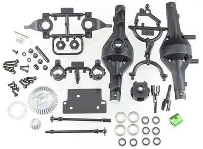 AXIAL RACING SCX10 Complete Front Solid/Locked Axle Assembly AX30488