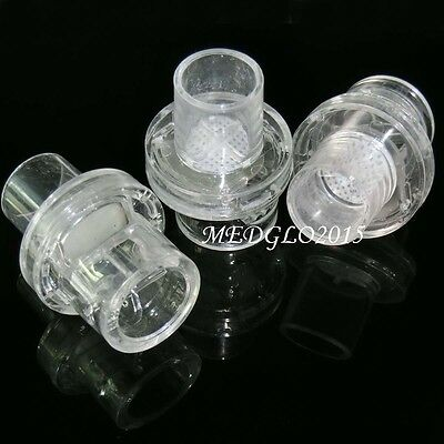 20pcs Oxygen Inlet mouthpiece for CPR Resuscitator MASK 22mm Pocket Inlet CPR