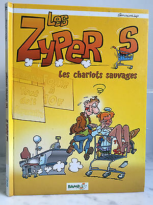 Les Zyper S Les chariots sauvages Bamboo 2000