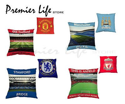 Official Football Cushion - Latest Stadium Design