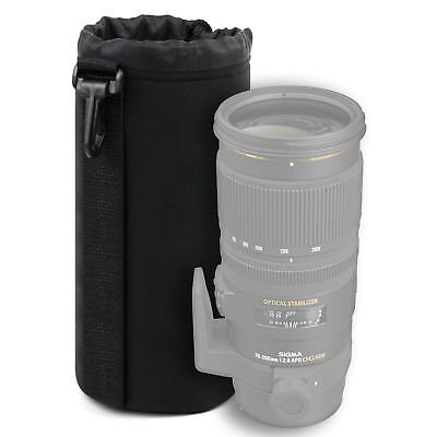 Extra Large Lens Pouch Case for Sigma APO Lenses (APO 50-150mm/70-200mm)