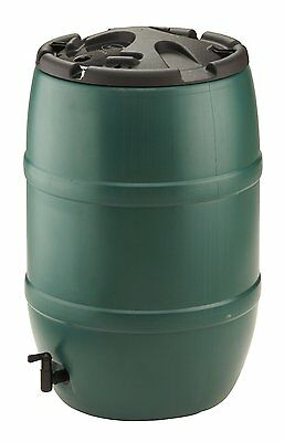 Ward 120L Water Butt including Tap and Lockable Lid