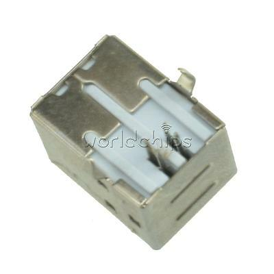 10Pcs USB 2.0 Female Type-B Connector Replace Solder Port