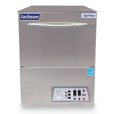Jackson DISHSTAR LT Low Temperature Undercounter Dishmachine Dish Washer
