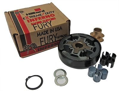 "Extreme Duty Inferno Fury 3/4"" Bore Racing Go Kart Clutch Cart Minibike Parts"