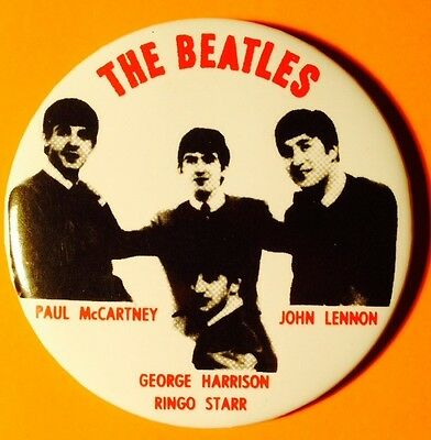 Beatles Pin, Early Photo