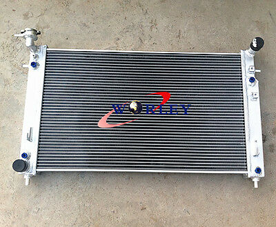 Aluminum Radiator for Holden VT VU VX HSV 3.8 V6 AT/MT MANUAL