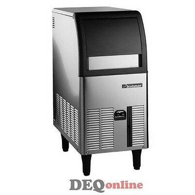 Scotsman CU0515GA-1 Undercounter Ice Maker w/ Bin (up to 70 lbs a day)
