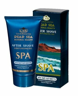 Dead Sea Minerals C&B Men's Products After Shave Moisturizer Gel 150ml