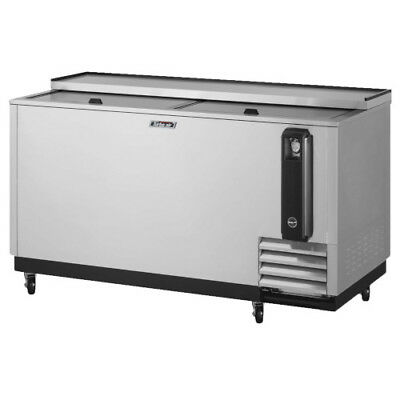 Turbo Air TBC-65SD Stainless Steel Beer Bottle Bar Cooler