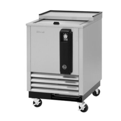 Turbo Air TBC-24SD Beer Bottle Bar Cooler Stainless Steel