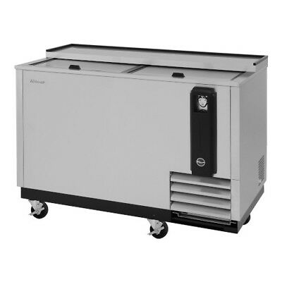 Turbo Air TBC-50SD Stainless Steel Beer Bottle Bar Cooler