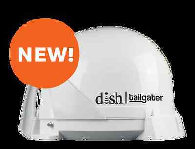 Brand New DISH Network Tailgater HD RV Bundle with Wally Receiver VQ4400