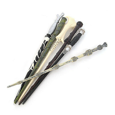Harry Potter Cosplay Malfoy Dumbledore Voldemort Magic Wand Chidren In Box Gift