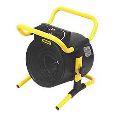 Stanley ST-52-241-E Turbo Freestanding Workshop Electric Fan Heater 2000W 2KW