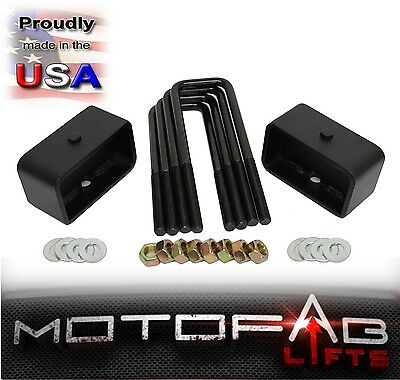 """3"""" Rear Leveling lift kit for 1999-2006 Chevy Silverado Sierra GMC MADE IN USA"""