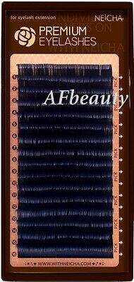 Premium SILK Lashes NEICHA x16rows +Mixed for Eyelash Extension