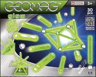 Geomag Color glow 30-tlg. (Spielware) NEU
