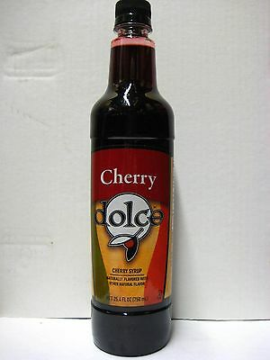 Dolce Cherry Flavoring Syrup 750 mL