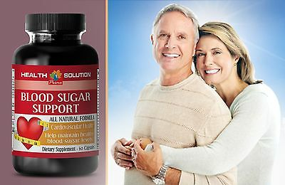 Juniper Berry - BLOOD SUGAR SUPPORT - Dietary Supplement 1 Bottle 60 Capsules