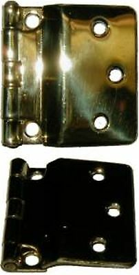 Hoosier Sellers Fold Back  Brass Hinge Hinge B-1559