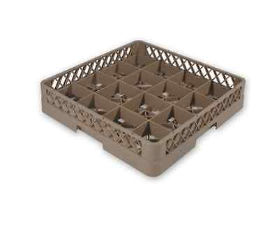 """Dishwasher Glass Rack 16 Compartment 500x500mm """"FREE POSTAGE"""""""