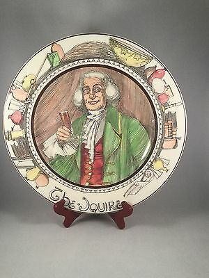 Royal Doulton Squire Plate