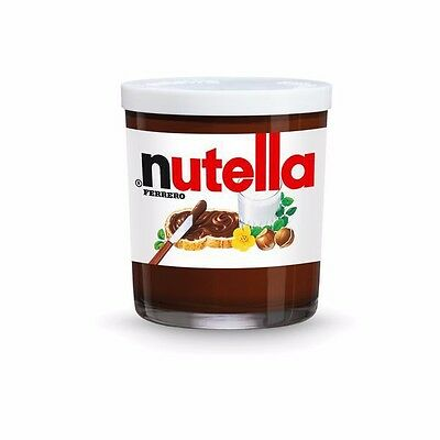 Ferrero NUTELLA Hazelnut Chocolate Bread Spread 230g 8.1oz