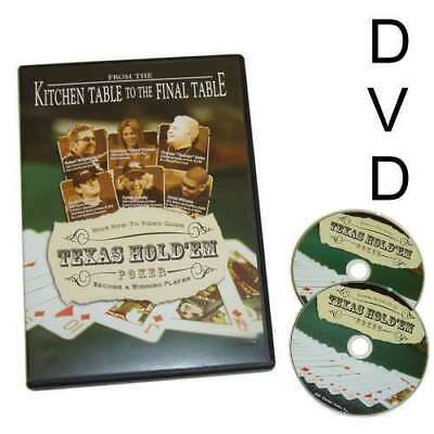 Poker DVD: From the Kichen Table To The Final Table