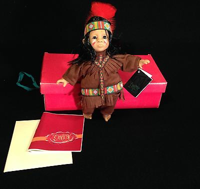 """D,antone Jos, 10"""" Doll Hand Crafted In Spain"""