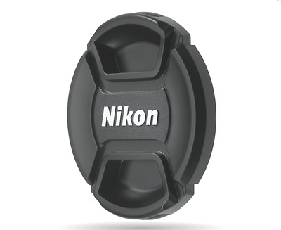 NIKON LC-58 58mm Lens Cap - US SELLER