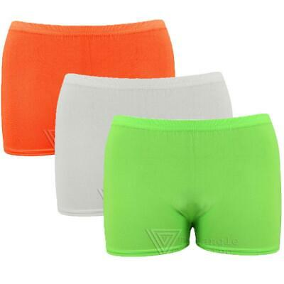 Hot Pants Irish Colours Shorts Girls Ladies Gym Football Ireland Flag Dance Wear