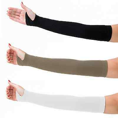 SHIPPED FROM THE UK Unisex Winter Arm Warmers Long Warm Gloves