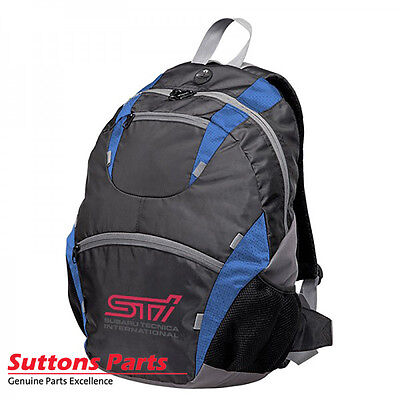 NEW GENUINE STi PERFORMANCE BACKPACK PART PR9120