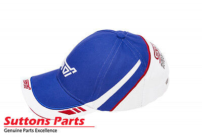 NEW GENUINE STi EMBROIDERED COMPETITION CAP PART PR4600
