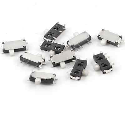 5 PCS Slide Power Off/On Panel PCB MINI SMD Switch SPM