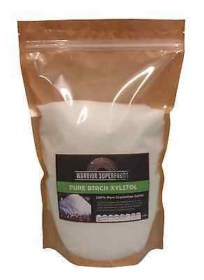 Warrior Superfoods Pure BIRCH XYLITOL 2.5kg Pack - Best Price - Great Deal