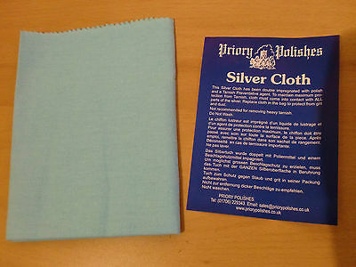 Silver Polishing Cloth - Keep Your Instrument Looking Great For Just £3.79