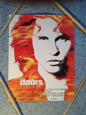 Doors Poster, 1991 Oliver Stone Movie