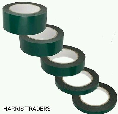 FOAM TAPE Black Strong Double Sided Self Adhesive Foam Tape  Car Trim Tape 10M