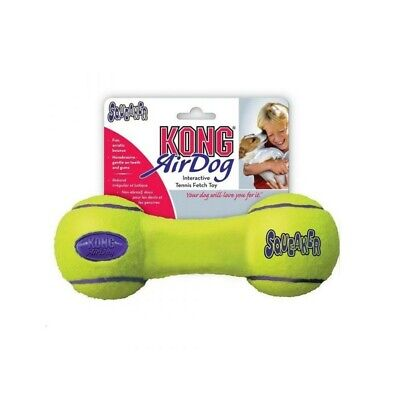 KONG air squeaker dumbbell small - gioco per cani