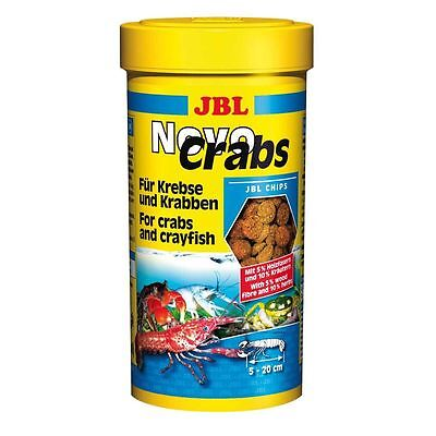 JBL NovoCrabs* Novo Crabs 100ml,250ml *Main food for Crabs and Lobsters