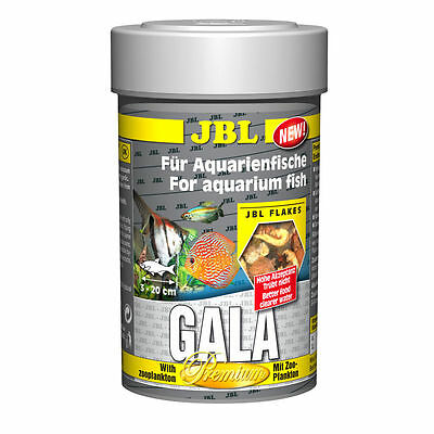 JBL Gala Premium with zooplankton 100ml,250ml,1L *fish food
