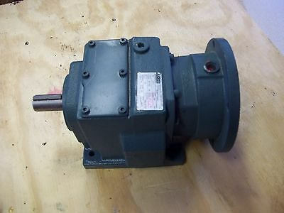 New Dodge Quantis Ilh38  Inline Helical Gear Speed Reducer Hb382Cn56C 25:1 Ratio