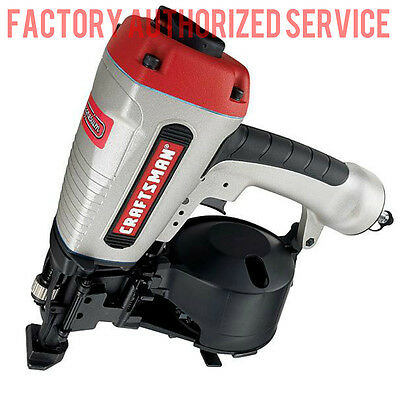 Craftsman 918180 Roofing Nailer Brand New with Case and ONE YEAR WARRANTY!!