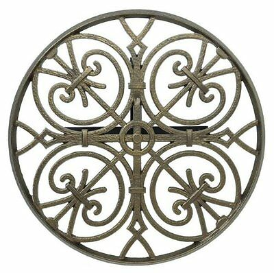 Whitehall Products Chadwick Hose Holder, French Bronze